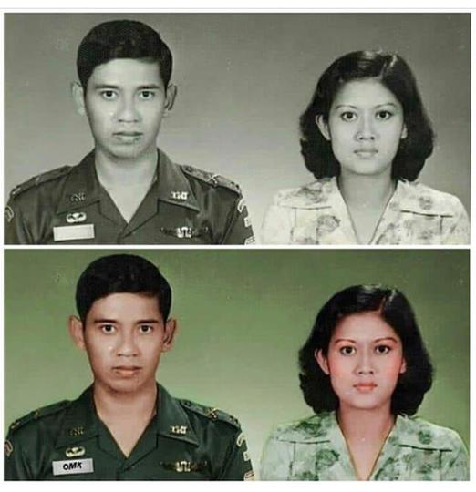 Bikin Haru, Ani Rela Jualan Es Mambo Demi Hidup Bersama SBY