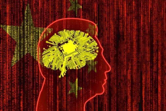 China Tampilkan Chip Pembaca Pikiran Pertama di Dunia