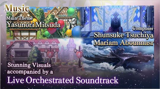 [PRE-REGIS GLOBAL SERVER] ANOTHER EDEN CLASSIC RPG JAPAN