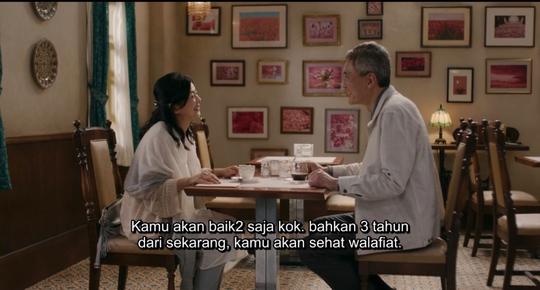Film Cafe Funiculi Funicula (2018) || Bisa Pergi Ke Masa Lalu Sebelum Kopinya Dingin