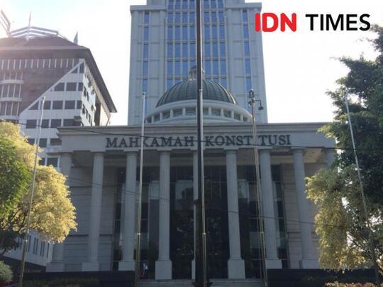 Dibentuk 2003, MK Tak Pernah Kabulkan Permohonan Sengketa Pilpres