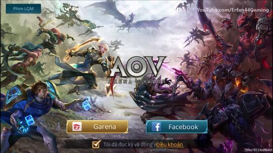 MOBA kok Tawuran? Update Terbaru AOV Nantinya Rilis Mode 10vs10