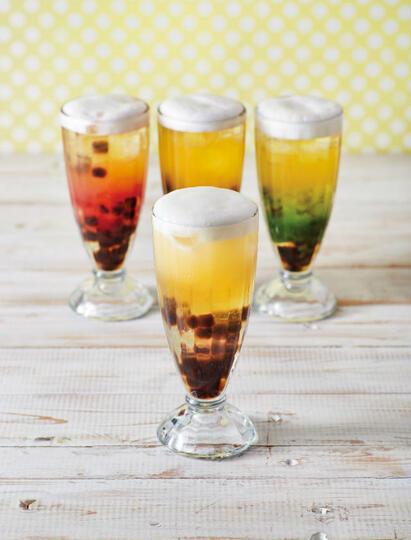 Minum Bubble Tea Udah Biasa, Kalau Bubble Beer Gimana Gan?