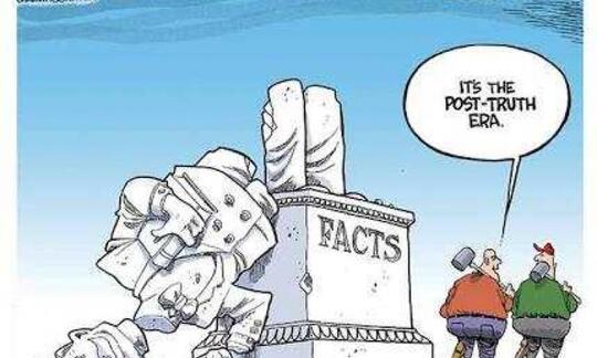 Fenomena Politik Post-Truth Disinggung Saat Sidang MK, Apa itu?