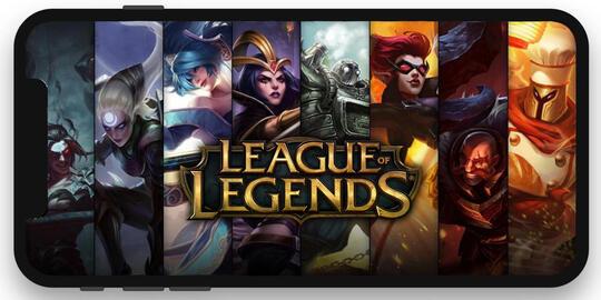 Bocoran Terbaru Tentang League Of Legends Mobile Tencent Tersebar