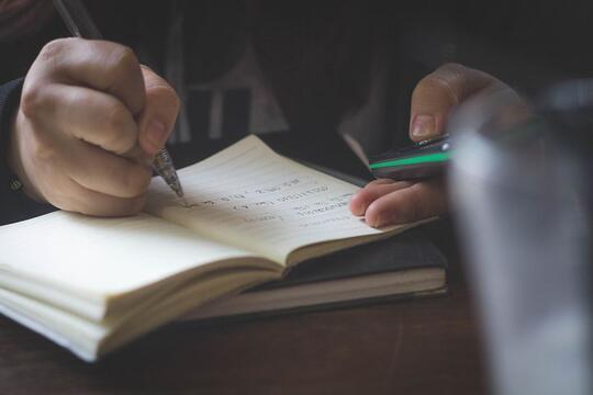 Kenali Scriptophobia, Jangan-Jangan Malah Pernah Terjangkit