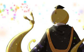 KORO SENSEI, BEST TEACHER EVER [SPOILER ASSASSINATION CLASSROOM]