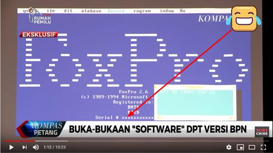 """berapa lama """"Software"""" BPN Import data ???"""