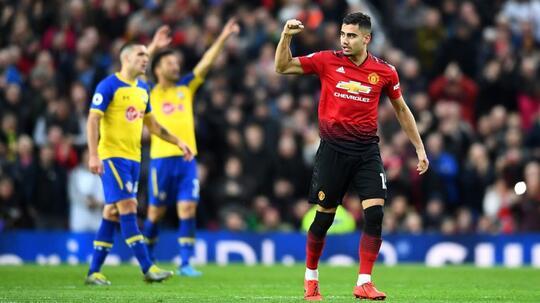 Kesempatan Terakhir Andreas Pereira di Old Trafford