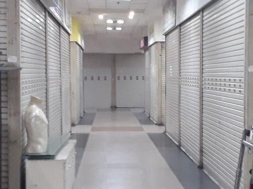 Menengok WTC Mangga Dua, Pusat Perdagangan Terbesar Kini Sepi Melompong