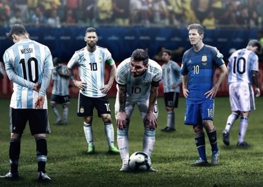 Akhir Karir Messi Untuk Argentina