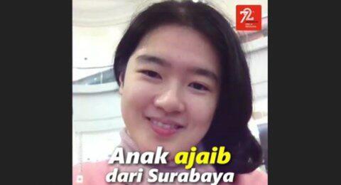 Audrey Yu, SMA Cuma 11 Bulan Tapi Ditolak Semua Universitas di Indonesia