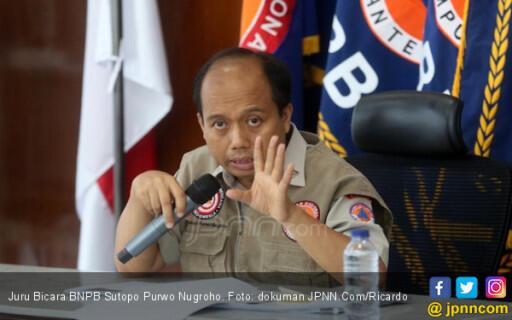 Indonesia Berduka : Pak Sutopo BNPB Meninggal Dunia