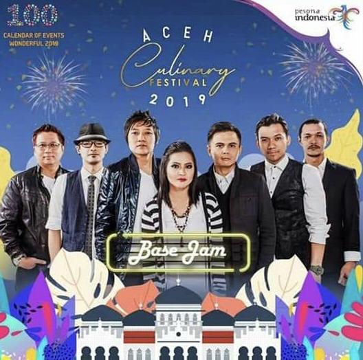 Konser Base Jam di Festival Kuliner Aceh Dibubarkan Sekelompok Massa