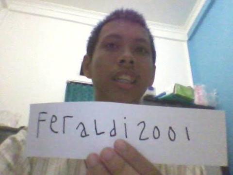 Feraldi kui Sopo ??? (Feraldi itu Siapa???)