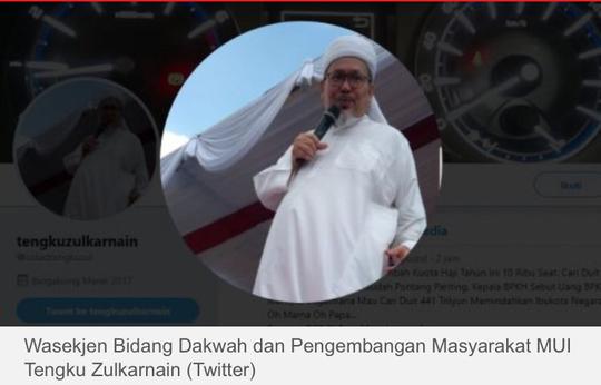 Cuitan Ustaz Tengku Zul Dianggap Melecehkan Profesi PRT