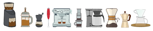 SCAK (Specialty Coffee Association of Kaskus) - Part 1