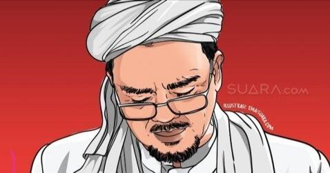 Pemulangan Rizieq Jadi Syarat Rekonsiliasi, Istana: Jokowi Pasti Tak Mau