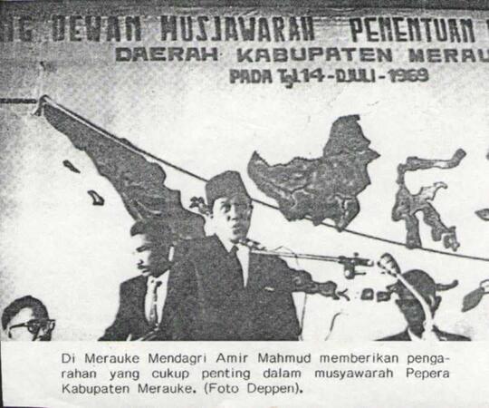 Pepera 1969 | 50 Tahun Pendudukan Ilegal,