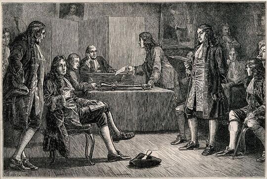 Dibalik Abadinya Orbit Isaac Newton