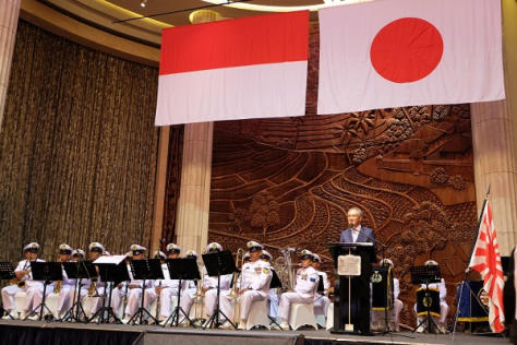Mantul! Kerjasama Indonesia-Jepang Perkuat Pertahanan Nasional