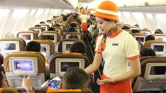 Penumpang Garuda Indonesia Dilarang Foto di Dalam Pesawat
