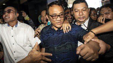 Andi Arief: Hanya Satu Partai yang Belum Selamati Jokowi-Ma'ruf