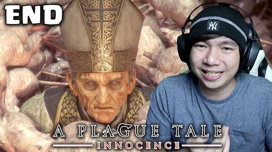 Plague Game yang diviralkan oleh MIAUAUG !