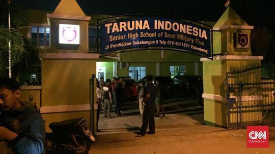 Korban Penganiayaan MOS SMA Taruna Palembang Bertambah