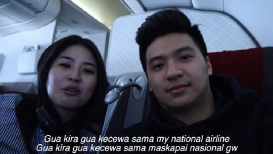 Polisi Diminta Telusuri Motif Rius Vernandes soal Konten Menu Garuda