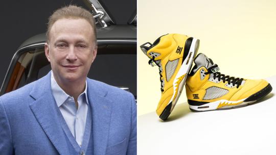 Pria Ini Borong 99 Koleksi Sneakers Langka Seharga Rp 11,8 Miliar!