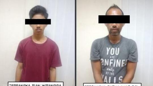 Sampingan Bisnis Ganja, Axl Roses Ditangkap di Batam