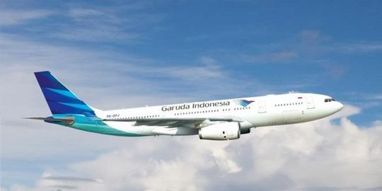 Diterpa Kontroversi, Saham Garuda Indonesia Menukik