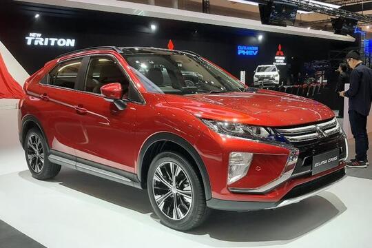 GIIAS 2019: Mitsubishi Motors Luncurkan Mobil Terbaru dengan Teknologi Terkini