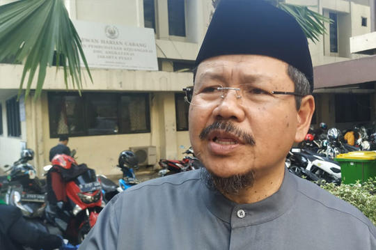 Ismail Yusanto: Pasca Pemilu, HTI Tetap Tolak Demokrasi