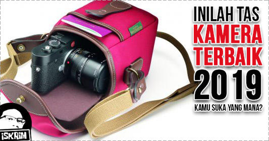 Inilah 7 Tas Kamera Terbaik 2019 versi CBlog, Kamu Suka yang Mana?