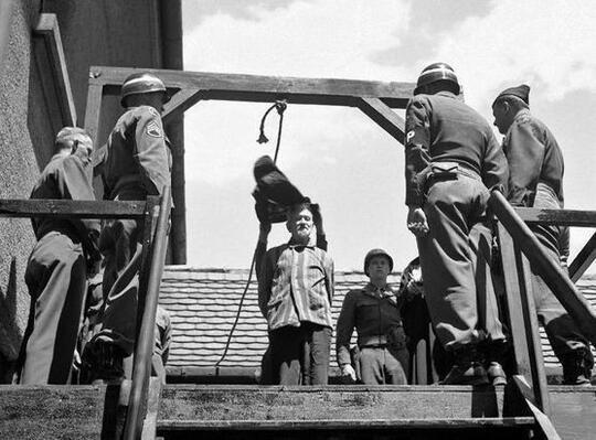 Kata-Kata Terakhir Para Terpidana Sebelum Dieksekusi Hukuman Mati