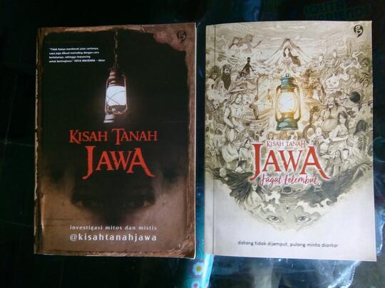 Buku Kisah Tanah Jawa, Bukan Sekedar Tentang Mistis Semata