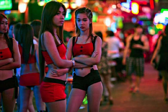 Daftar Penghasilan Bisnis Prostitusi di Dunia, Indonesia Peringkat 12