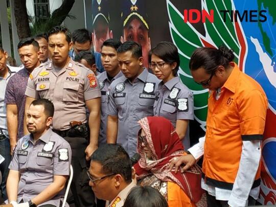 Ditangkap karena Narkoba, Nunung Berterima Kasih kepada Polisi