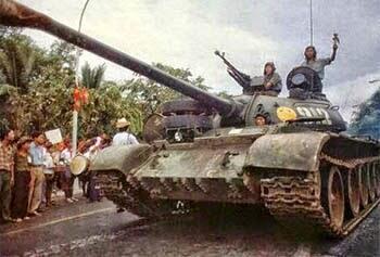 Merah VS Merah : perang Kamboja VS Vietnam tahun 1976-1980