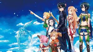 5 Anime Dengan Kategori Game, Seru Juga Nih Ceritanya