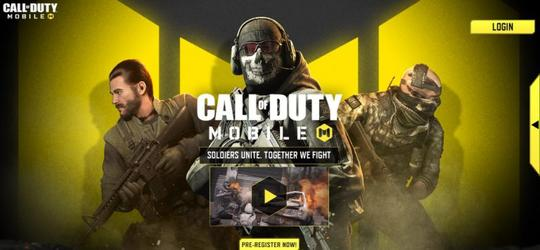 Call Of Duty Mobile Segera Rilis di Indonesia
