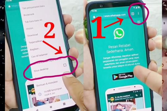 Mau Tahu Cara Terbaru Menyimpan Foto Profil Whatsapp Ke Galeri Mari Baca Infonya Kaskus