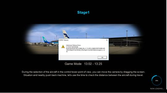 Airport Traffic Control Simulation - I Am an Air Traffic