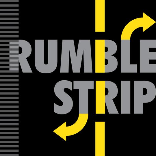 Yuk Gan Kenali Apa Itu Rumble Stripes