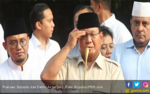 Dahnil Anzar Dapat Kehormatan dari Pak Prabowo