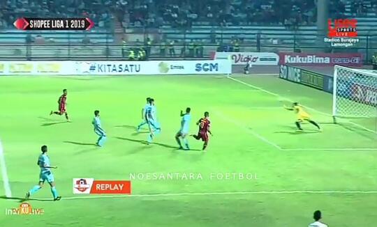 Laga Persela VS Borneo FC Ricuh, Jagat Sepakbola Indonesia Tercoreng Lagi