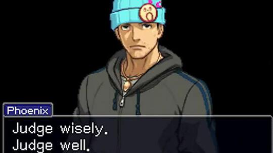 Karakter game ini sadar kalau mereka ada di dalam game.