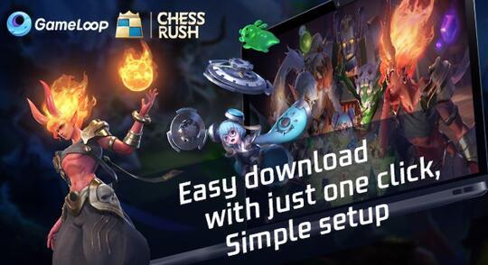 Serunya Main Chess Rush di PC dan Smartphone!